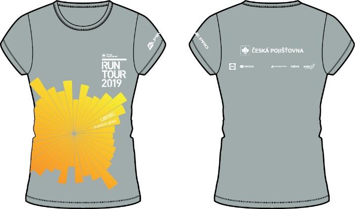 2581186fc4f2 RunTour bude hvězdná! Jak budou vypadat trička  A jaký motiv vás ...